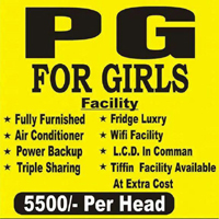 PG for Girls Pg in Ghaziabad
