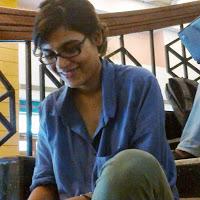 Bushra Quasmi Searching For Place In Mumbai