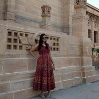 Ankita Majumdar Searching For Place In Mumbai
