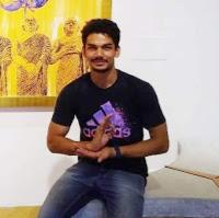 Chetan Gusain Searching For Place In Bengaluru