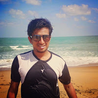 Naveen Krishnan Searching For Place In Chennai