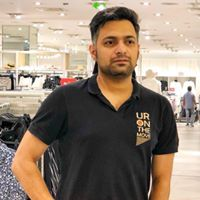 Ashish Sharma Searching For Place In Noida