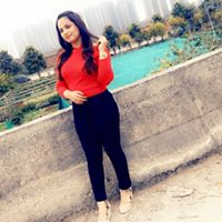 Anusha Panjwani Searching For Place In Noida