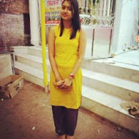 Megha Biswas Searching For Place In Noida