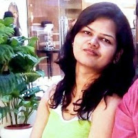Shivani Saxena Searching For Place In Noida