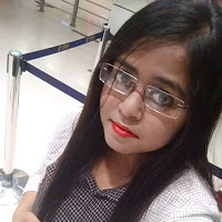 Zeba Kainat Searching For Place In Noida