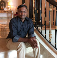 Raja Srinivas Searching For Place In Hyderabad
