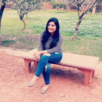 Deepika Saini Searching For Place In Delhi