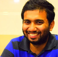 Santhosh Krishnan Searching For Place In Mumbai