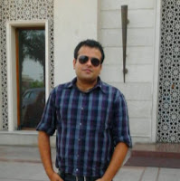 Nitin Chopra Searching For Place In Noida