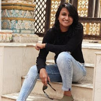 Alisha Agrawal Searching For Place In Delhi