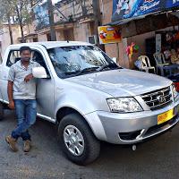 Navakanth Mandava Searching For Place In Mumbai