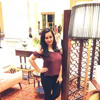 Disha Raychura Searching For Place In Pune