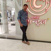 Saroj Kumar Searching Flatmate In Navi Mumbai