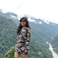 Modita Rajput Searching For Place In Noida