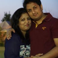 Vibha Suri Searching For Place In Noida
