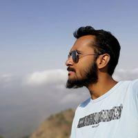 Pande Gaurav Searching For Place In Mumbai