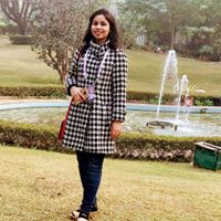 Shikha Priya Searching For Place In Delhi