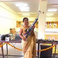 Alisha Vyavahare Searching For Place In Mumbai