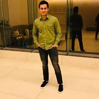 Vishal Chaudhary Searching For Place In Noida