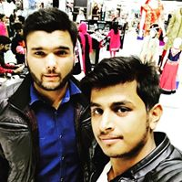Abhishek Mishra Searching For Place In Hyderabad