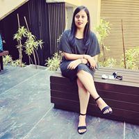 Vartika Sood Searching For Place In Noida