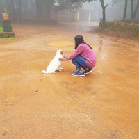 Margaret Rebeka Searching For Place In Bengaluru