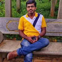 Arjun Unnikrishnan Searching Flatmate In Sanjaynagar, Bengaluru