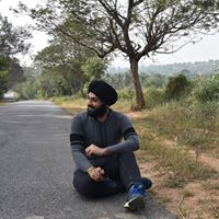Sukhmeet Singh Searching Flatmate In M G Road, Bengaluru