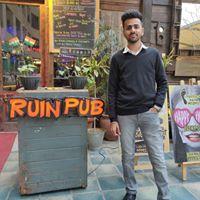 Prateek Singh Searching For Place In Noida