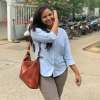 Disha Jana Searching For Place In Chennai